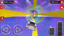 Ramp Car Stunts Free Extreme City GT Car Racing Games - Android Gameplay Video