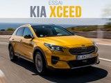 Essai Kia XCeed (2019)