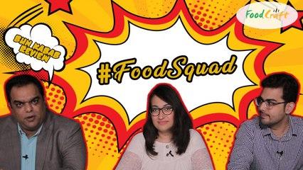 Food Squad - Bun Kabab review