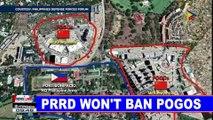 PRRD won't ban POGOs