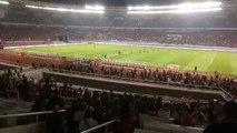 Indonesia Kalah, Suporter Malaysia Dievakuasi