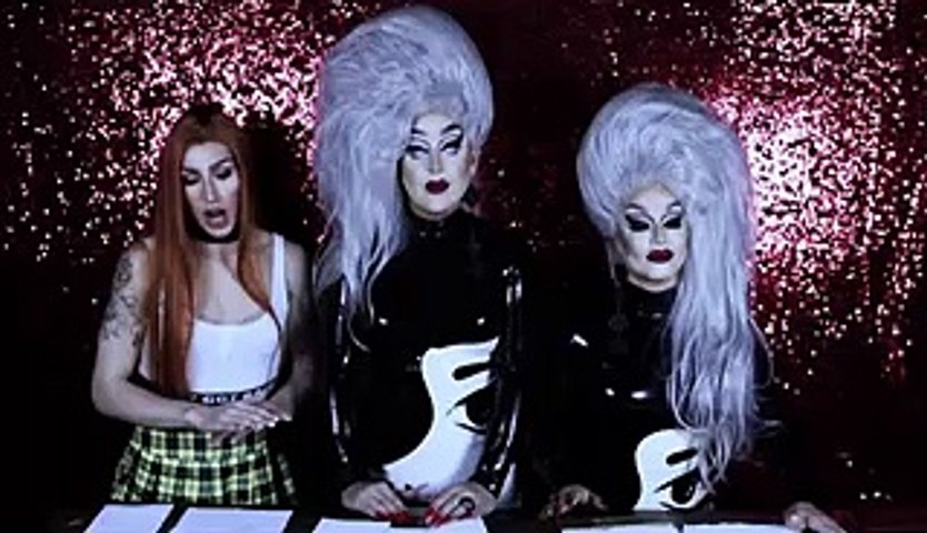 The Boulet Brothers' Dragula S03E02 Series 3 Episode 2, Reality Shoow