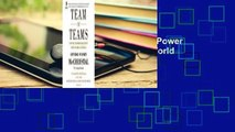 [GIFT IDEAS] Team of Teams: The Power of Small Groups in a Fragmented World