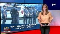 Seguridad ng mga pasyalan sa bansa, tiniyak ng PNP at DOT