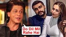 Arjun Kapoor EXPRESSES His Love Towards Malaika Arora In Shah Rukh Khan Style