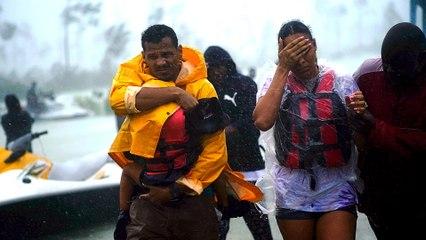 Hurricane Dorian edges towards US east coast after Bahamas