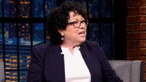 Justice Sotomayor Reveals Her Nickname for Justice Ruth Bader Ginsburg