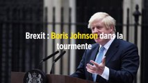 Brexit : Boris Johnson dans la tourmente