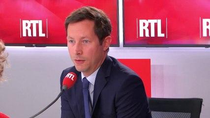 François-Xavier Bellamy - RTL mercredi 4 septembre 2019