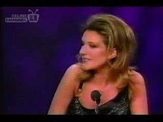 Shania And Celine In Juno Awards 1997
