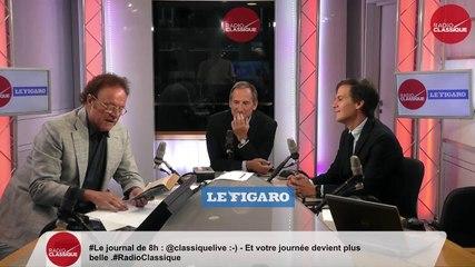 Gaspard Gantzer - Radio Classique mercredi 4 septembre 2019