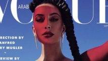 Kanye West interviews Kim Kardashian for 'Vogue Arabia'