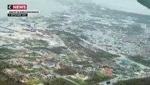 Les Bahamas dévastées après le passage de l'ouragan Dorian