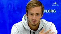 "US Open 2019 - Daniil Medvedev is in semi final : ""I thought about giving up against Wawrinka"""