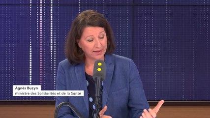 Agnès Buzyn - Franceinfo mercredi 4 septembre 2019