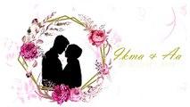 Contoh undangan pernikahan Versi Video