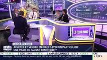 Le club immo (2/2): Bruno Monier-Vinard VS Marie Coeurderoy VS Catherine Bocquet - 04/09