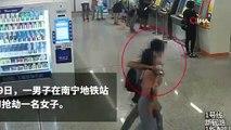 Çin'de keskin nişancı rehineyi tek kurşunla kurtardı