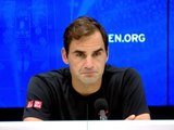 "US Open - Federer : ""Accepter que l'on puisse perdre"""