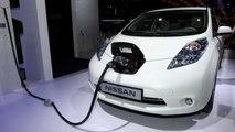 Test Drive Electric Car Nissan LEAF, Seru Tanpa Bunyi