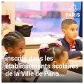 Rentrée scolaire 2019 à Paris