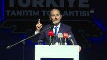 Soylu: 'Türkiye Cumhuriyeti Devleti'nin dünyanın güvenlik birimlerinin çok daha ötesinde bir kapasite elde ediyor olması bizi çok ayrı bir noktaya taşımıştır' - İZMİR