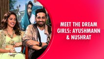 Ayushmann Khurrana, Nushrat Bharucha's FUNNIEST Interview Where All Secrets Are Spilled | Dream Girl