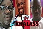 Khalass du Mercredi 04 Septembre 2019 avec Mamadou Mouhamed Ndiaye, Mamadou Ndoy