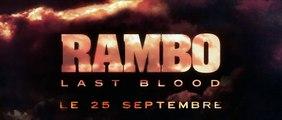 RAMBO LAST BLOOD Film - Sylvester Stallone est de retour au cinéma !
