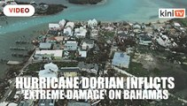 After inflicting 'extreme damage' on Bahamas, Hurricane Dorian on path to Florida