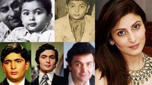 Rishi Kapoor birthday: Rishi's daughter Riddhima Sahni shares throwback pictures | FilmiBeat