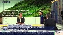 invité Les Français s'intéressent de plus en plus à la plateforme d'Airbnb - 04/09