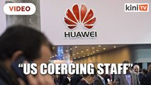 Ahead of Mate 30 launch, Huawei says US enticing, coercing staff