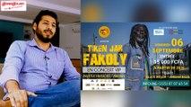 Showbiz : Tiken Jah Fakoly en concert live ce vendredi 06 Septembre 2019