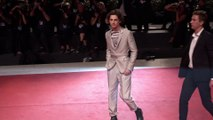 Exclusive Interview - Timothee Chalamet is happy to bring history to his fellow millennials