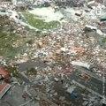 Ouragan Dorian : Les premières images aériennes des dégâts de l'ouragan qui a fait 7 morts