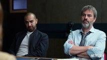 Bande-annonce de Criminal, la série d'interrogatoire de Netflix (vf)