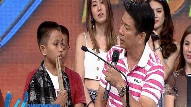 Wowowin: Willie Revillame, sagot na ang instrumento ng Anoos Family!