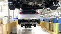 Maruti Shuts Production In Two Plants For Two Days