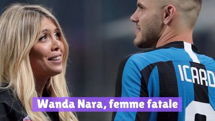 Qui est Wanda Nara l'épouse sulfureuse de Mauro Icardi