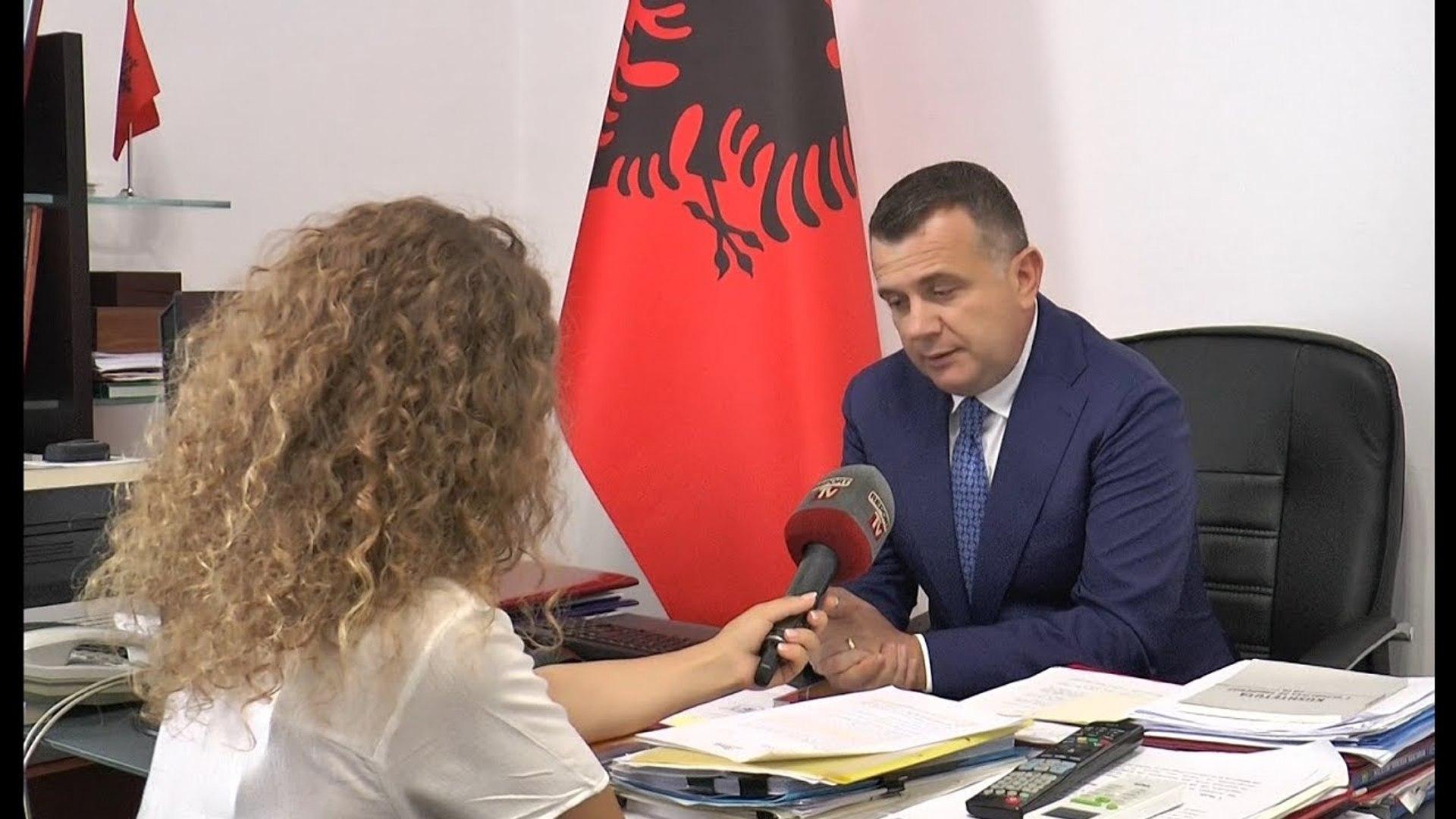 Report TV -Debati për Pjetrin, Balla: Ditmir Bushati e propozoi për kryetar bashkie,