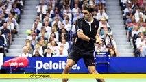 US Open : Federer à terre, Serena en demi-finales