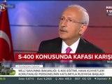CHP'li Kemal Kılıçdaroğlu'ndan skandal S-400 açıklaması