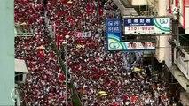 Hong Kong : le texte sur les extraditions retiré