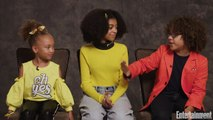 The Cast of 'Mixed-ish' Preview Their New Show Following 'Black-ish'