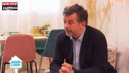 Maison à vendre : Stéphane Plaza se dévoile nu après un pari (Vidéo)