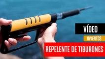 [CH] eSPEAR, el primer repelente de tiburones de bolsillo
