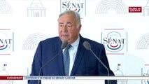 PMA : Gérard Larcher se dit « assez ouvert »