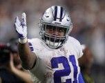 Ezekiel Elliott and Cowboys Agree to $90 Million Extension