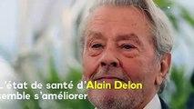 Alain Delon : son fils Alain-Fabien donne des nouvelles très rassurantes de l'acteur